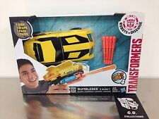 Transformers Robots In Disguise Bumblebee 2 In 1 Blaster New Sealed