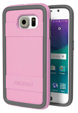 Pelican ProGear Case Protective Cover for Android Samsung Galaxy S6 - Pink/Grey
