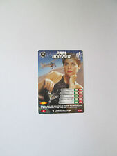 James Bond 007 Spy Common card 032 Pam Bouvier (Test series)