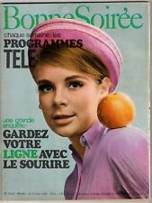 ►BONNE SOIREE 2348/1967 - DANIELLE DARRIEUX - EDITH PIAF - FRANCE GALL - STONES