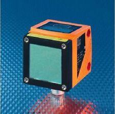 Ifm Efector OPTICAL DISTANCE SENSOR IFM01D100 Visible Laser Light,M12 Connection