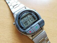 RELOJ CASIO A-V1 VOICE REC RECORDER EASY VINTAGE NUEVO RARE WATCH NEW NOS