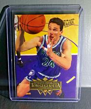 1995-96 Tom Gugliotta Fleer Ultra #106 Basketball Card