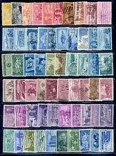 3 Cent 113 Stamps Lot 1932-1957 Used