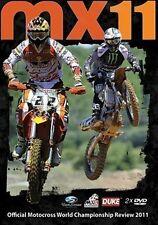 MX11 - WORLD MX CHAMPIONSHIP REVIEW 2011 (2 DVD) - MX DVD