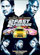 2 Fast 2 Furious DVD (Widescreen) - Disc Only Listing   FREE SHIPPING