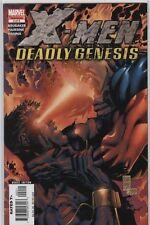 X-men Deadly Genesis (2006) Issue 2 NM+ Ed Brubaker Story Trevor Hairsine Art