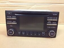 DISCOUNTED!2013 14 15 Nissan Altima AM-FM CD Satelite Radio OEM, 28185-3NF0B