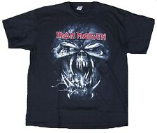Geil! Official Iron Maiden Eddie Skull final Frontier heavy metal t-shirt XXL