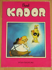 Binet - Kador - Volksverlag