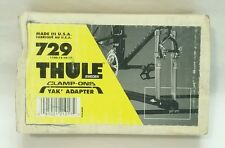 Thule 729 Clamp-Ons Yak' Adapter NIB