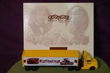 Winross Diecast 1/64 Scale Truck Caterpillar Cargo Historical # 1