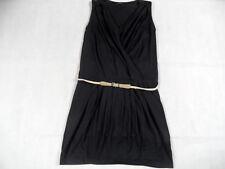 ESPRIT Collection chices Jerseykleid mit dünnem Gürtel Gr. M TOP 718