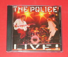 The Police - Live -- 2er-CD / Pop