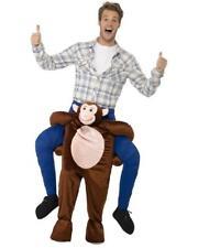 Costume Carnevale Scimmia Carry Me Taglia Unica Adulto PS 26590