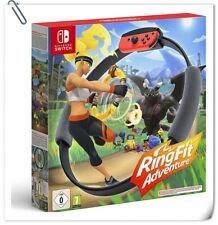 SWITCH RING FIT ADVENTURE Nintendo Adventure Games