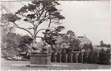 Henry Moore Statue, Dartington Hall, Nr TOTNES, Devon RP