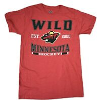 G-III By Carl Banks Mens NHL Minnesota Wild Hockey Shirt NWT S, M, L, XL, 2XL