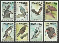 Single Rwandan Stamps