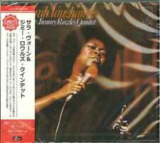 SARAH VAUGHAN & JIMMY ROWLES QUINTET-SARAH VAUGHAN &...-JAPAN CD Ltd/Ed B63