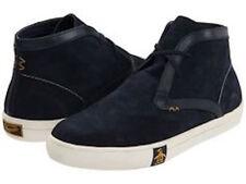 Original Penguin Men's Shoes Sport Chukka Boot Size 8 US Black Suede NEW
