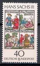 Germany - 1976 Hans Sachs Mi. 877 MNH