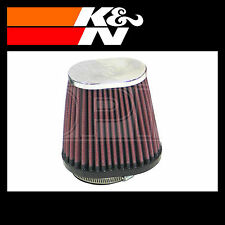 K&N RC-2890 Air Filter - Universal Chrome Filter - K and N Part