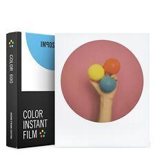 Impossible Color Film für 600 Round Frame - Sofortbildfilm für Polaroid 600er
