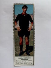 Figurina Calciatori Album Tempo 1966-67 - SALERNITANA Corrado Leardi   [AF]