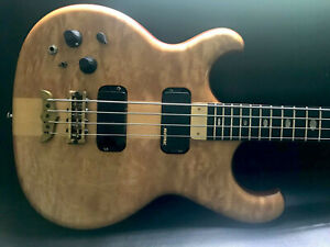 1984 Alembic Spoiler - Excellent Condition - Rare Lefty Setup For Right