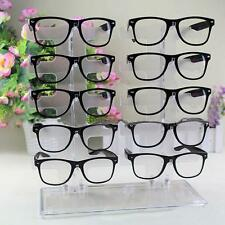 10 Pair Acrylic Sunglasses Glasses Retail Shop Display Unit Stand Holder