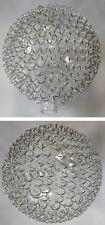 WOFI 6345 Ersatzglas Glas Drahtkugel Arc Astro Lampenschirm