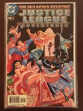 Justice League Adventures #14 2003