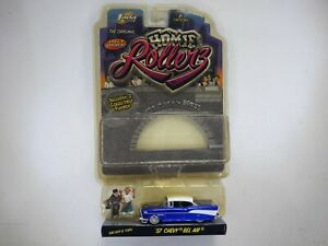 Homie Rollers '57 Chevy Bel Air with Sad Boy & Topo Jada Toys 1:64 Scale