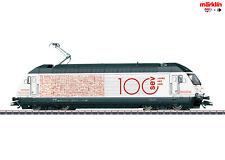 Märklin 39467 E-Lok Re 460 der SBB - 100 Jahre SEV (mfx+/Sound) ++ NEU in OVP