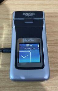 Nokia N90 Mobile Phone - Working - Rare