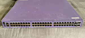 Extreme Networks Summit X460-G2-48P-10GE4-Base 48-Port  Switch 16704 Wrack Ears