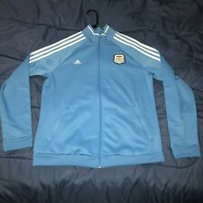 Adidas Argentina Fifa 2014 World Cup Soccer Football Track Jacket Sz Xl 20-22