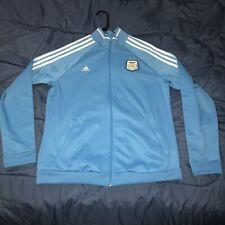 Adidas Argentina Fifa 2014 World Cup Soccer Football Track Jacket Sz Xl 20-22