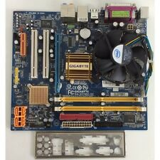 Placa base Gigabyte (GA-G31MX-S2) Socket 775 compatible con procesador Core2Quad