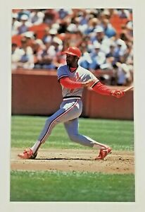 1989 Barry Colla Ozzie Smith Glossy Postcard #6 -Cardinals- 10+ Items Ship FREE