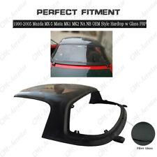 FRP OEM Style Hardtop w Glass Kit For 90-05 Mazda MX-5 Miata MK1 MK2 NA NB