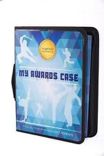 My Proud Moments - KARATE Theme Awards Certificate Medal Badge Case