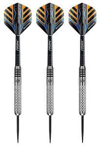 New Winmau Barbarian Inox Knurled Steel Tip Darts - 24 gram