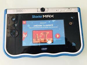 Console STORIO MAX Vtech Bleu