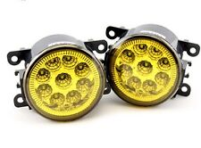 For Car Peugeot 301 207 307 LED Yellow Driving Light Fog Light Lamp Assy