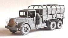Milicast US136 1/76 Resin WWII USA Mack NR14 10t GS Truck w/Full Tilt Cover