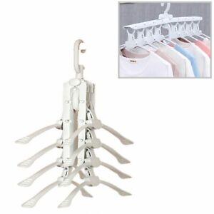 Drehbarer Multifunktions-Faltbügelhalter,Kleiderbügel,