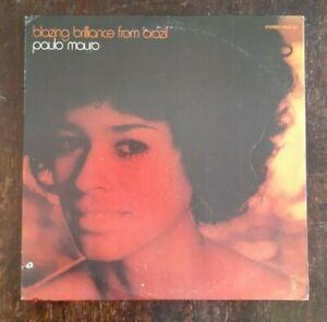 (PAULO MAURO -Blazing Brilliance from Brazil )-gafieira tradition/ Carioca-F0-LP
