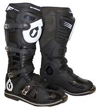 New Six Six One Industries 661 Flight Boots Motocross Off Road ATV Men's Sz 6